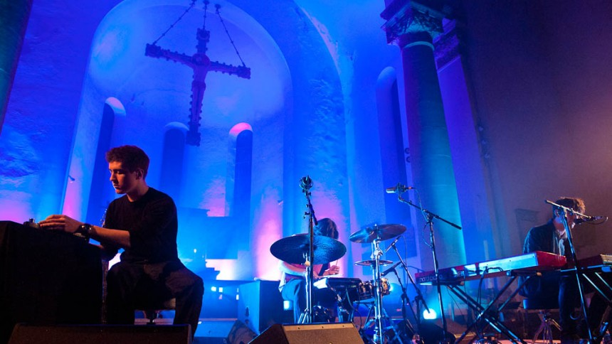 James Blake: Way Out West, Annedalskyrkan