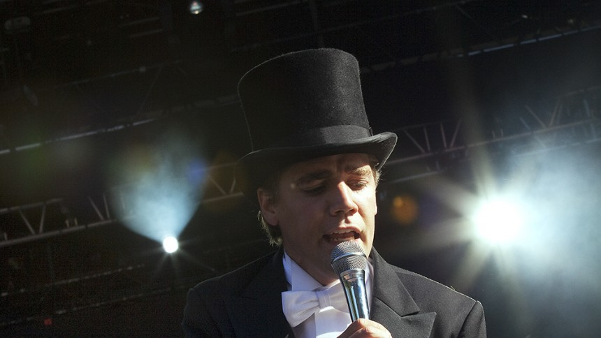 The Hives: Way Out West, Flamingo