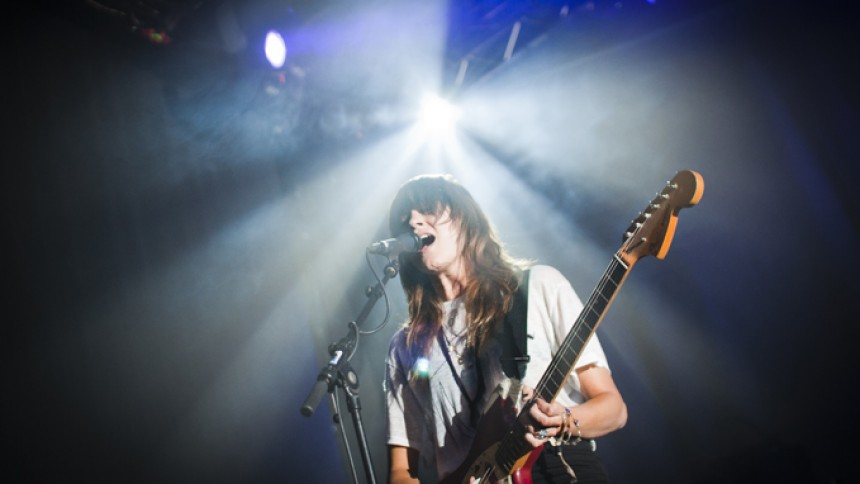 Warpaint: Way Out West, Trädgårn