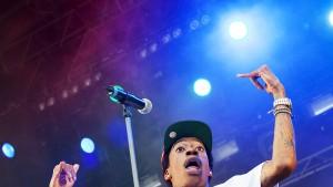 Wiz Khalifa - Azalea, Way Out West, 110813