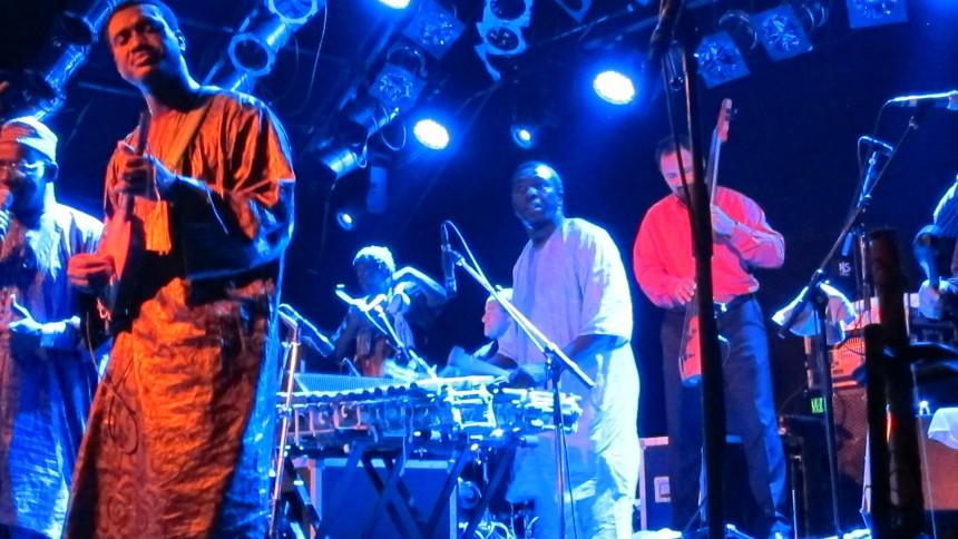 AfroCubism – en musikalisk lekstuga