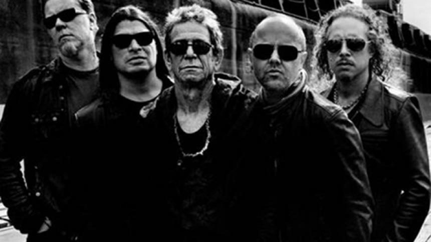 Lou Reed och Metallica tar hjälp av operan