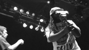 T-Pain - Yes! Open Air, Stockholm 110824