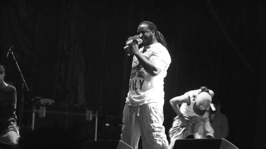 T-Pain: Yes! Open Air, Stockholm