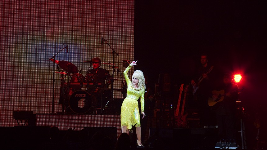 Då kommer Dolly Parton till Sverige