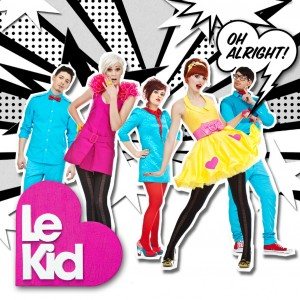 Le Kid: Oh Alright!