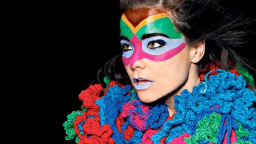 Björk: Main Stage, Heineken Open'er Festival