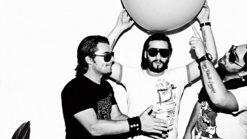 Ny video från Swedish House Mafia