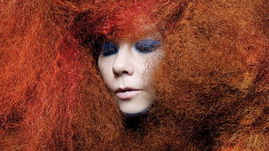 Björk och Attenborough gör dokumentär