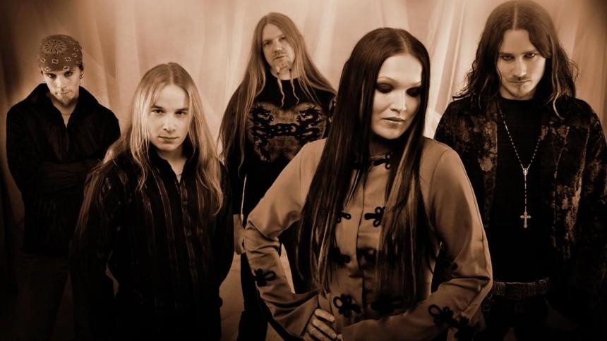 Nightwish till Sverige