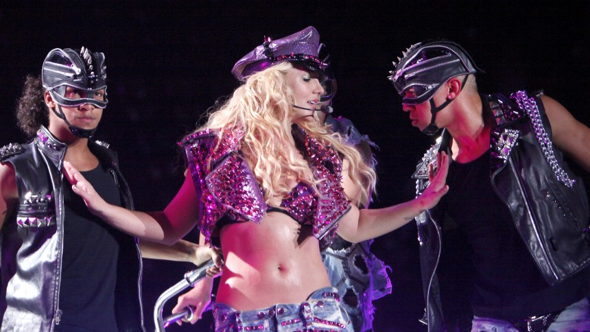 Britney Spears slaktas i Danmark