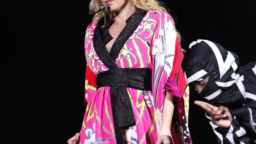 Lyssna på Britney Spears läckta singel