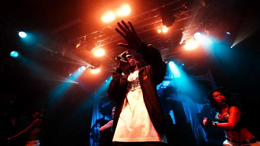 Snoop Dogg byter genre