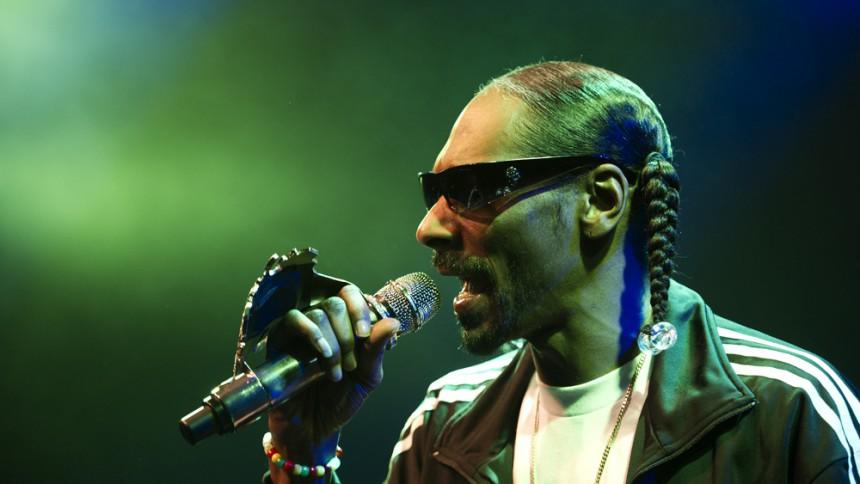 Snoop Dogg med häpnadsväckande världsrekord