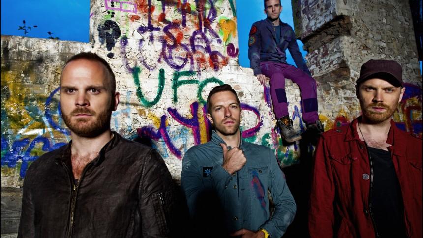 Coldplay släpper ny video