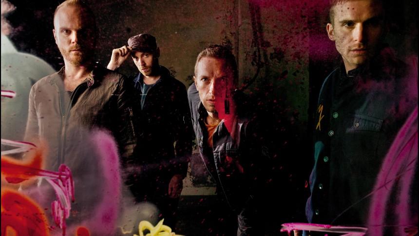 Nytt datum för exklusiv Coldplay-spelning