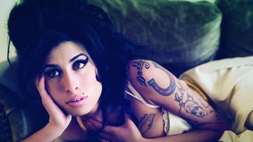 Se de sista bilderna på Amy Winehouse