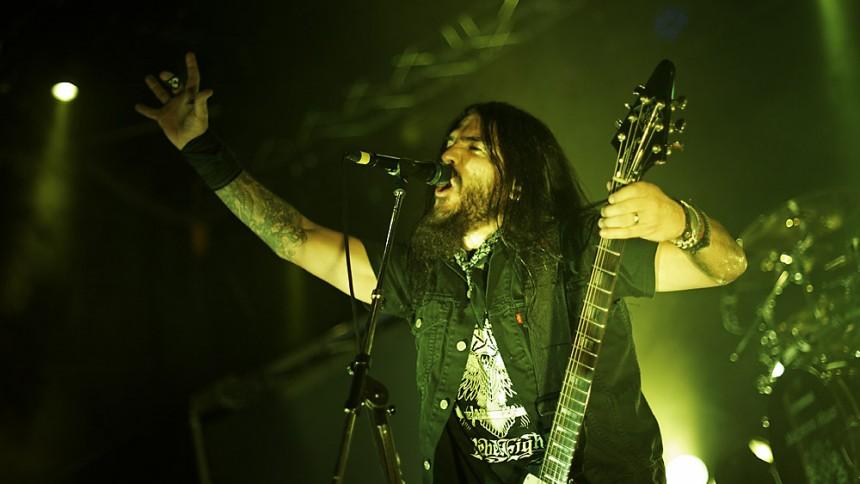 Machine Head klara för Metaltown