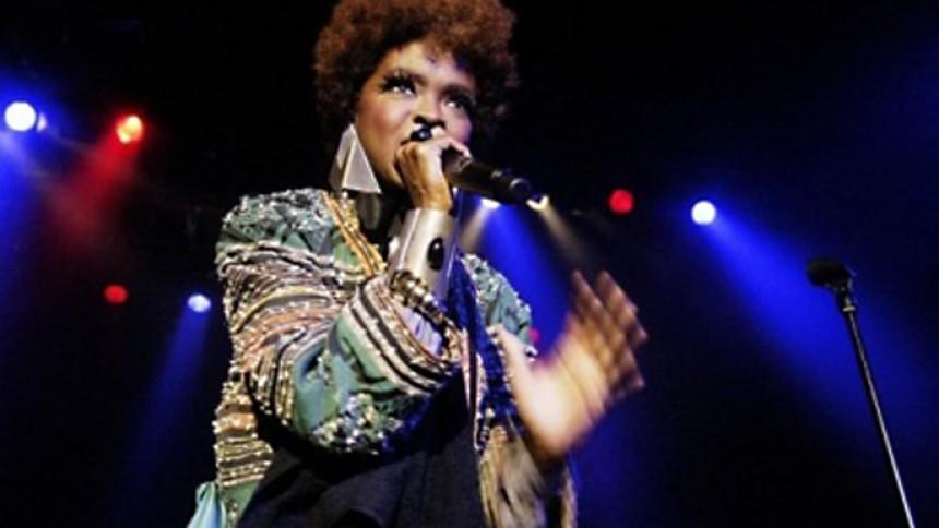 Lauryn Hill gör Sverigespelning