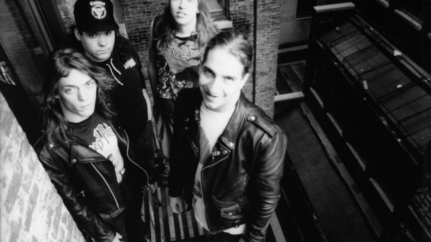 Thrash metal till Sweden Rock