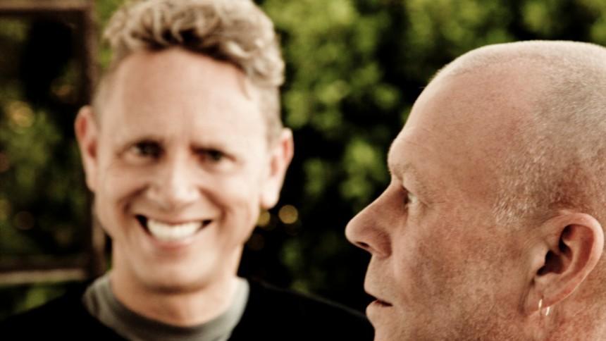 Depeche Mode-veteraner återförenas