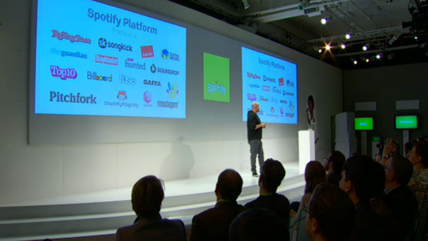 GAFFA och Spotify ingår samarbete