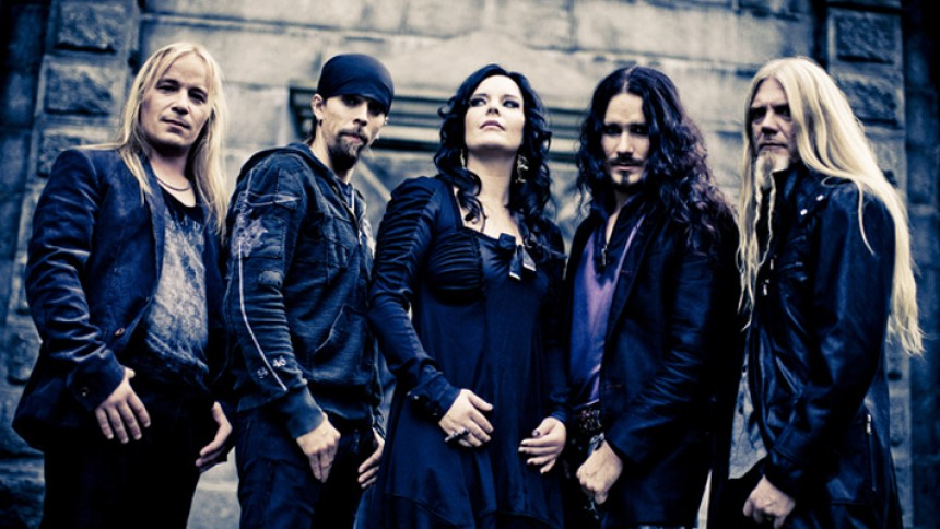 Nightwish säljer platina