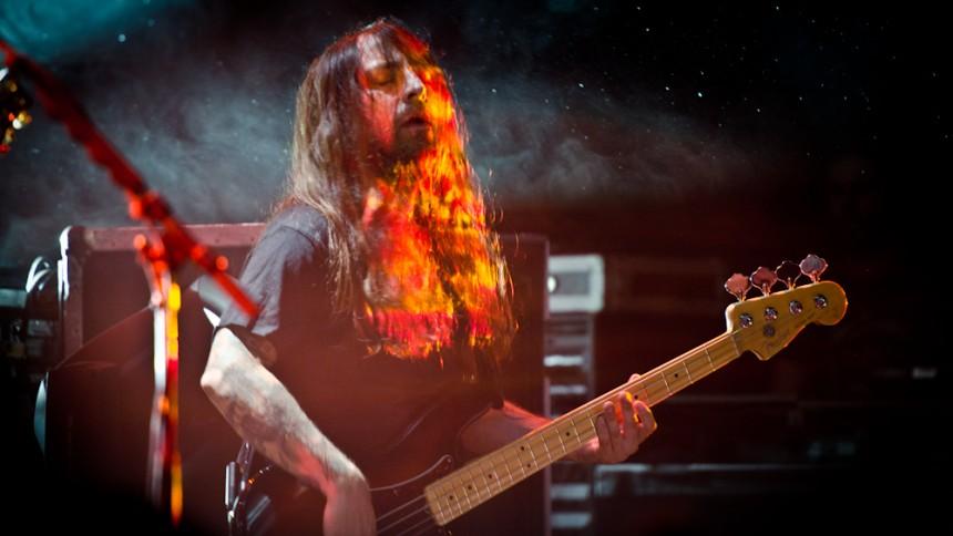 Opeth: Trädgårn, Göteborg