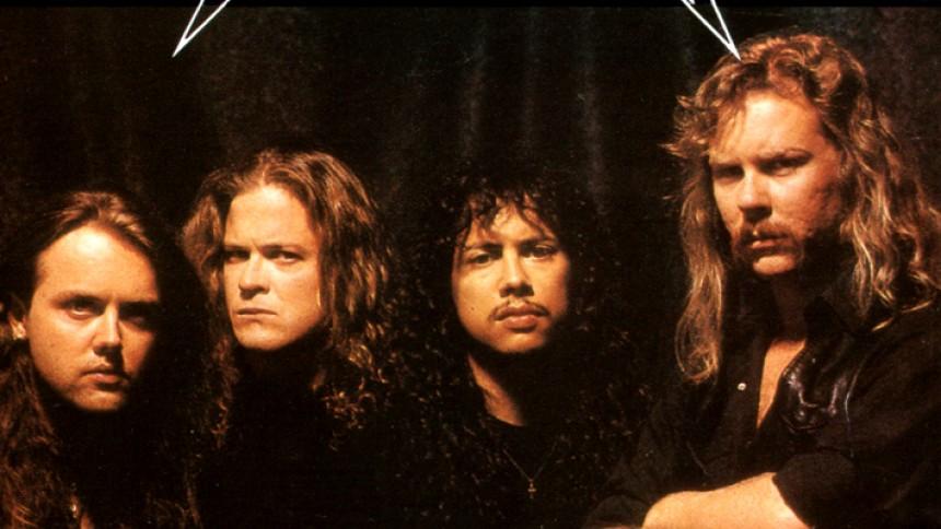 """Metallicas """"Black Album"""" bästsäljare"""
