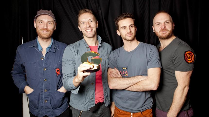 P3 direktsänder Coldplay i Stockholm
