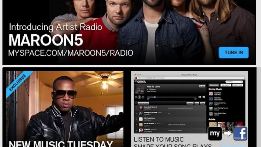 Myspace satsar på tv-kanal
