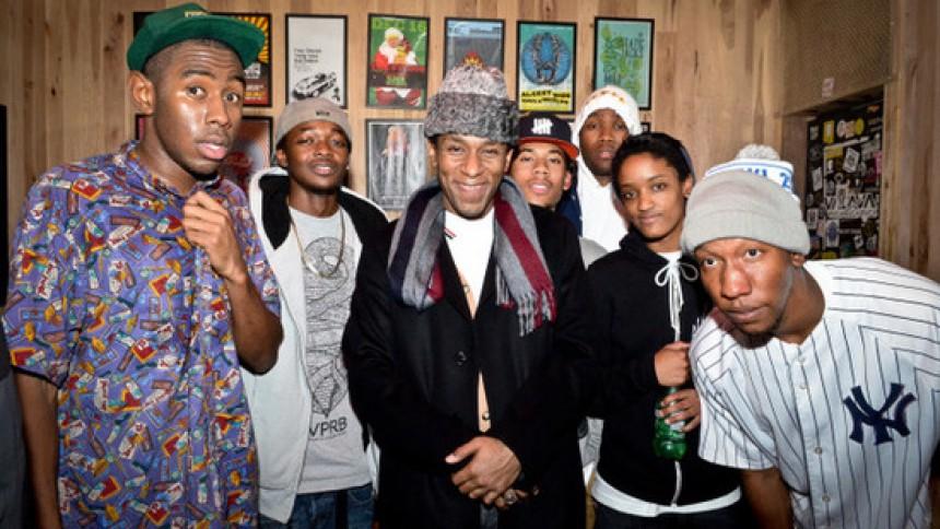 Naiv pop och hiphop till Way Out West