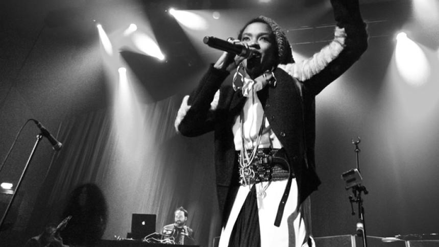 Lauryn Hill medverkar i svensk film