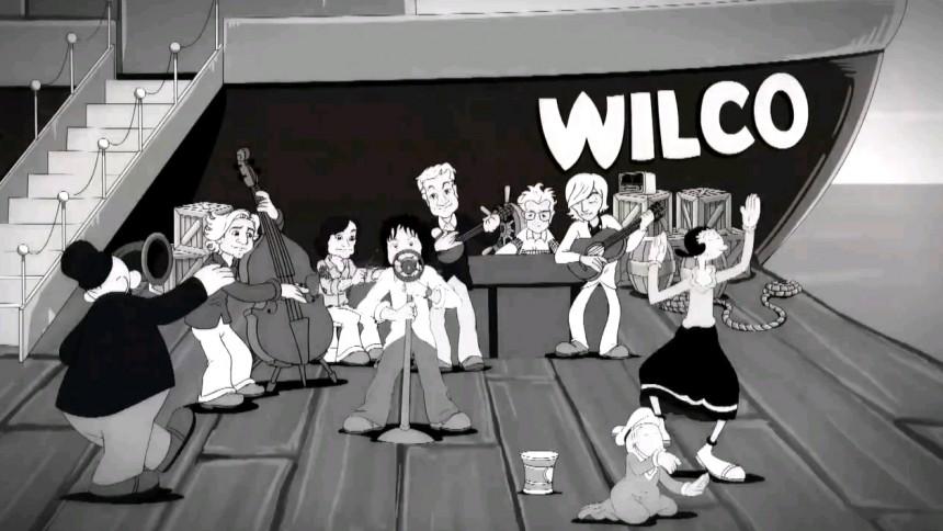 Ny video med Wilco