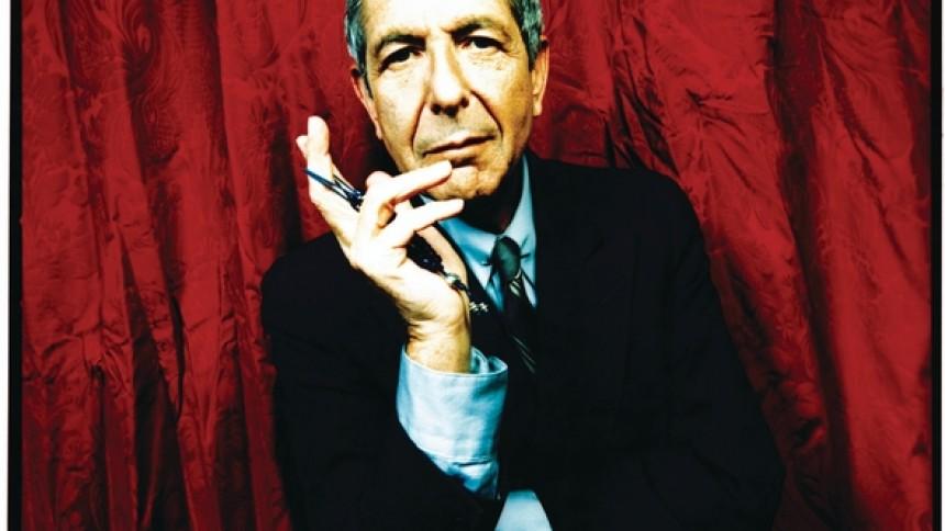 Leonard Cohen till Gamla Ullevi
