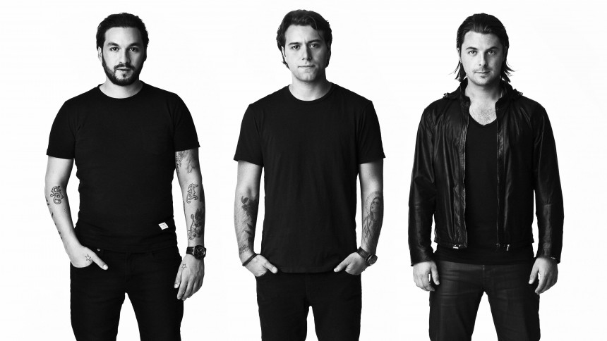 Swedish House Mafia släpper ny singel