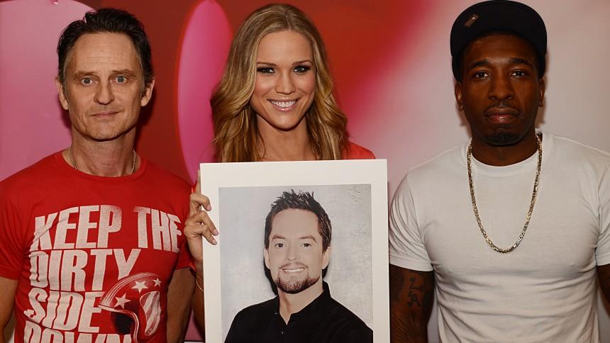 "De bildar juryn i ""X Factor"""
