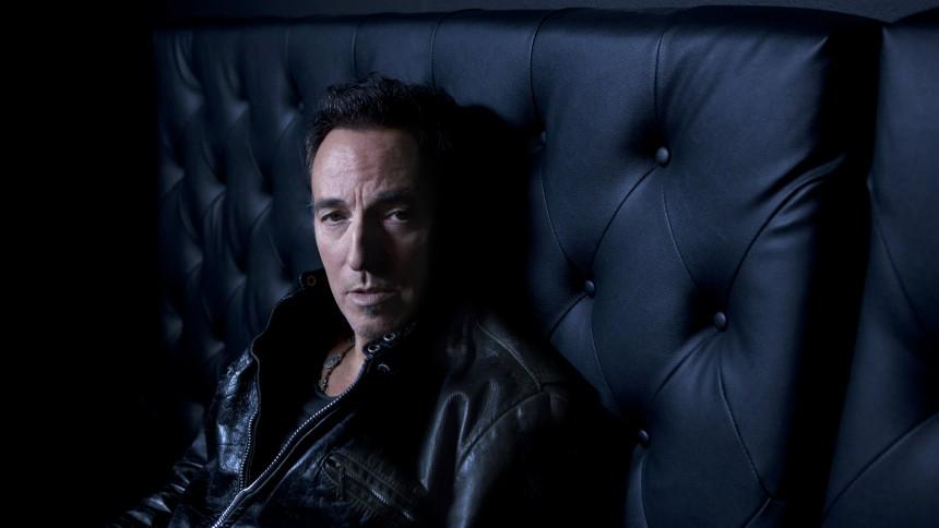 Bruce Springsteen lättar sitt hjärta