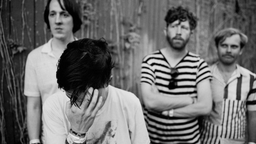 Lyssna på Lower Dens nya album