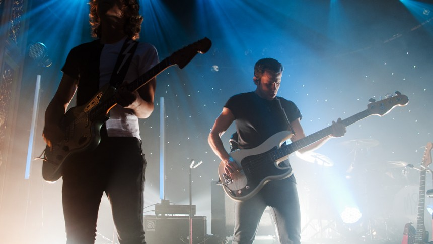 M83: Hultsfred, Blue Stage