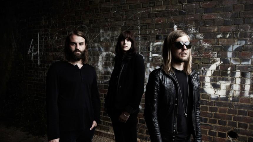 Band Of Skulls till Sverige