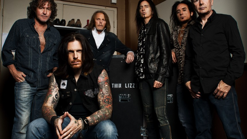 Thin Lizzy besöker Sundsvalls gatufest