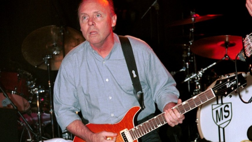 Heavy metal-gitarrist avliden