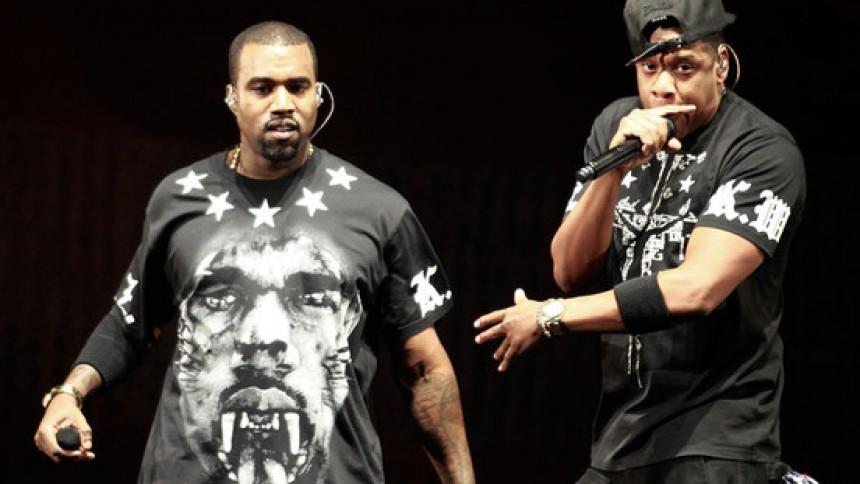 Jay-Z och Kanye West utökar turné