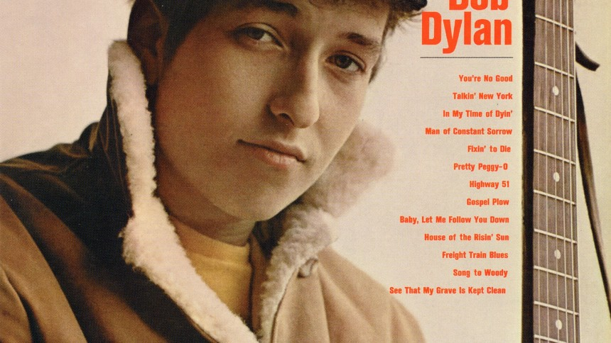 50 år sedan Bob Dylan debuterade