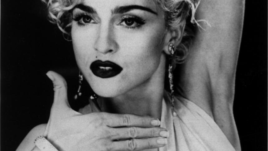 Madonna gör Lady Gaga-cover