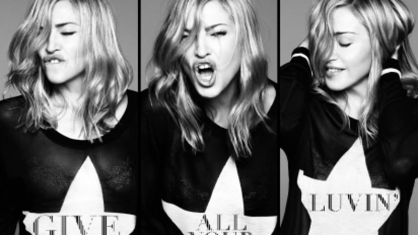 Madonna slår Elvis-rekord