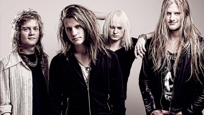 Sweden Rock sneglar mot Melodifestivalen
