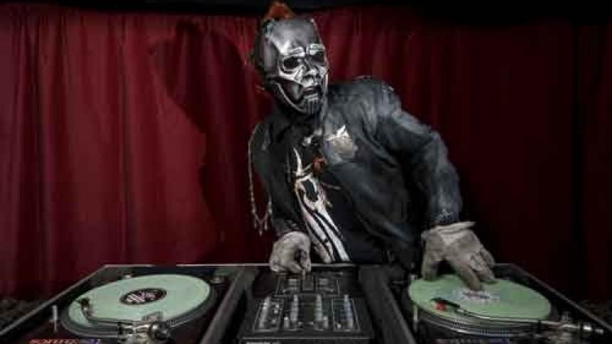 Slipknot-medlem samarbetar med Fred Durst