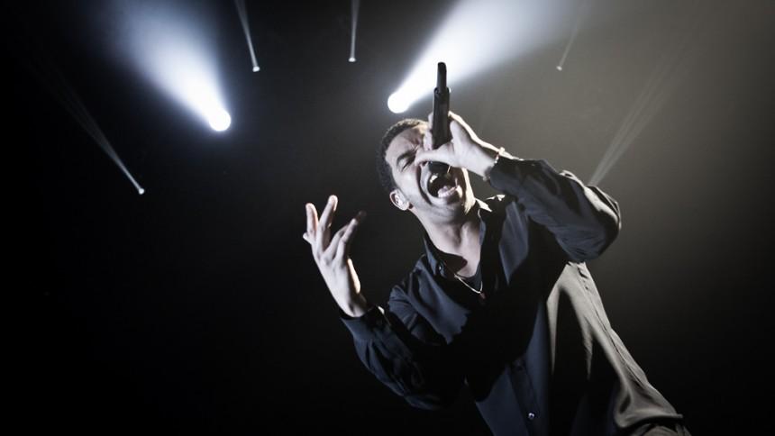 Drake till Sverige